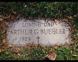 Arthur G Buehler