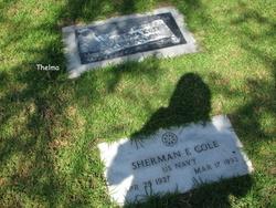Sherman E. Cole