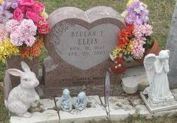 Beulah E. Ellis
