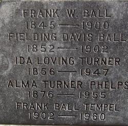 Fielding <i>Davis</i> Ball