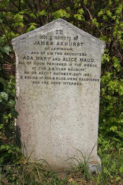 Alice Maud Akhurst