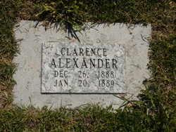 Clarence John Alexander