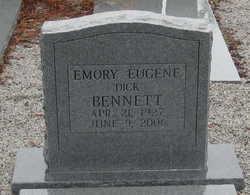 Emory Eugene Dick Bennett