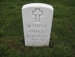 Sr Celeste Barrett