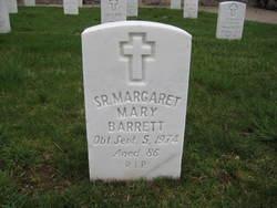 Sr Margaret Mary Barrett