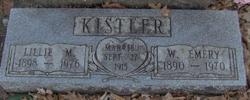Willis Emery Kistler