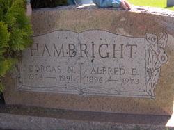 Dorcas N <i>Bupp</i> Hambright