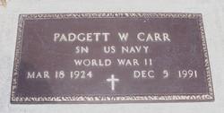 Padgett W, Carr