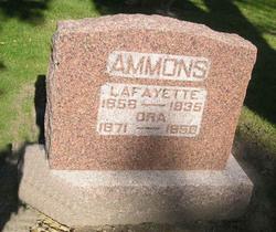 Ora <i>Cutler</i> Ammons