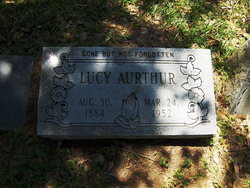 Lucy <i>Johnson</i> Arthur