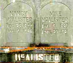 Michael McAlister