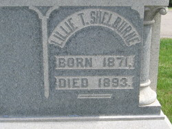Lillian Kate Lillie <i>Tichenor</i> Shelburne