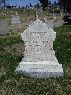 Harriet <i>Leonard</i> Andrews