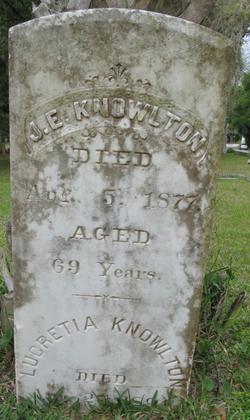 John E Knowlton