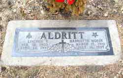 Harriette Patricia <i>Morse</i> Aldritt