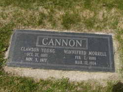 Clawson Young Cannon