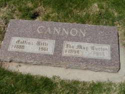 Collins Telle Cannon