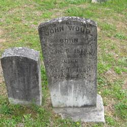 Pvt John W. Wood