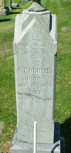Albert Thomas Broyles