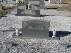 Claude W Brown