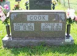 Dorothy Matilda Dollie <i>Logan</i> Cook