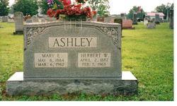 Herbert W. Ashley