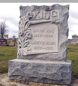 Zachary Taylor King