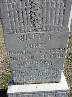Wiley T. Jones