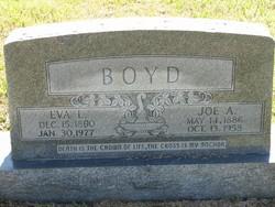 Eva L. <i>Cole</i> Boyd