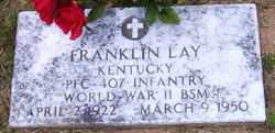 Franklin Pierce Lay
