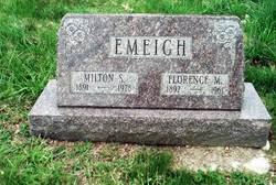 Florence <i>Meese</i> Emeigh
