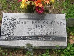 Mary Evelyn <i>Clark</i> Ivey