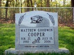 Matthew Goodwin Cooper