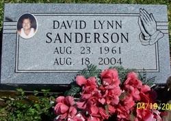 David Lynn Sanderson