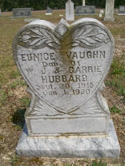 Eunice Vaughn Hubbard