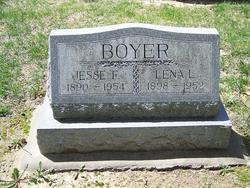 Jesse Francis Boyer