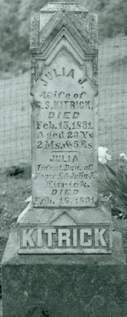 Julia J. Kitrick