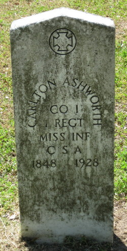 Carlton Josiah Ashworth