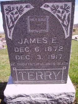 James E Terry