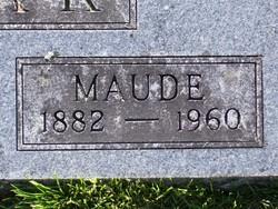 Maude <i>Carson</i> Peak