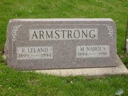 M Narola <i>Hinshaw</i> Armstrong