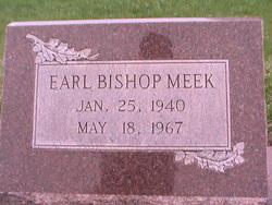 Earl Bishop Meek