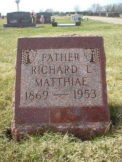Richard Louis Matthiae