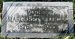 Margaret <i>Walker</i> Lucas