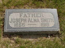 Joseph Alma Smith