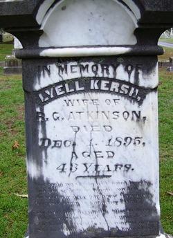 Lyell <i>Kersh</i> Atkinson