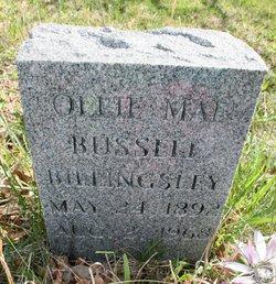 Ollie Mae <i>Bussell</i> Billingsley