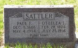 Ottelea L <i>Robbert</i> Sattler