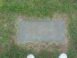 Mazie Elizabeth <i>Taylor</i> Duff