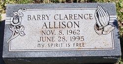 Barry Clarence Allison